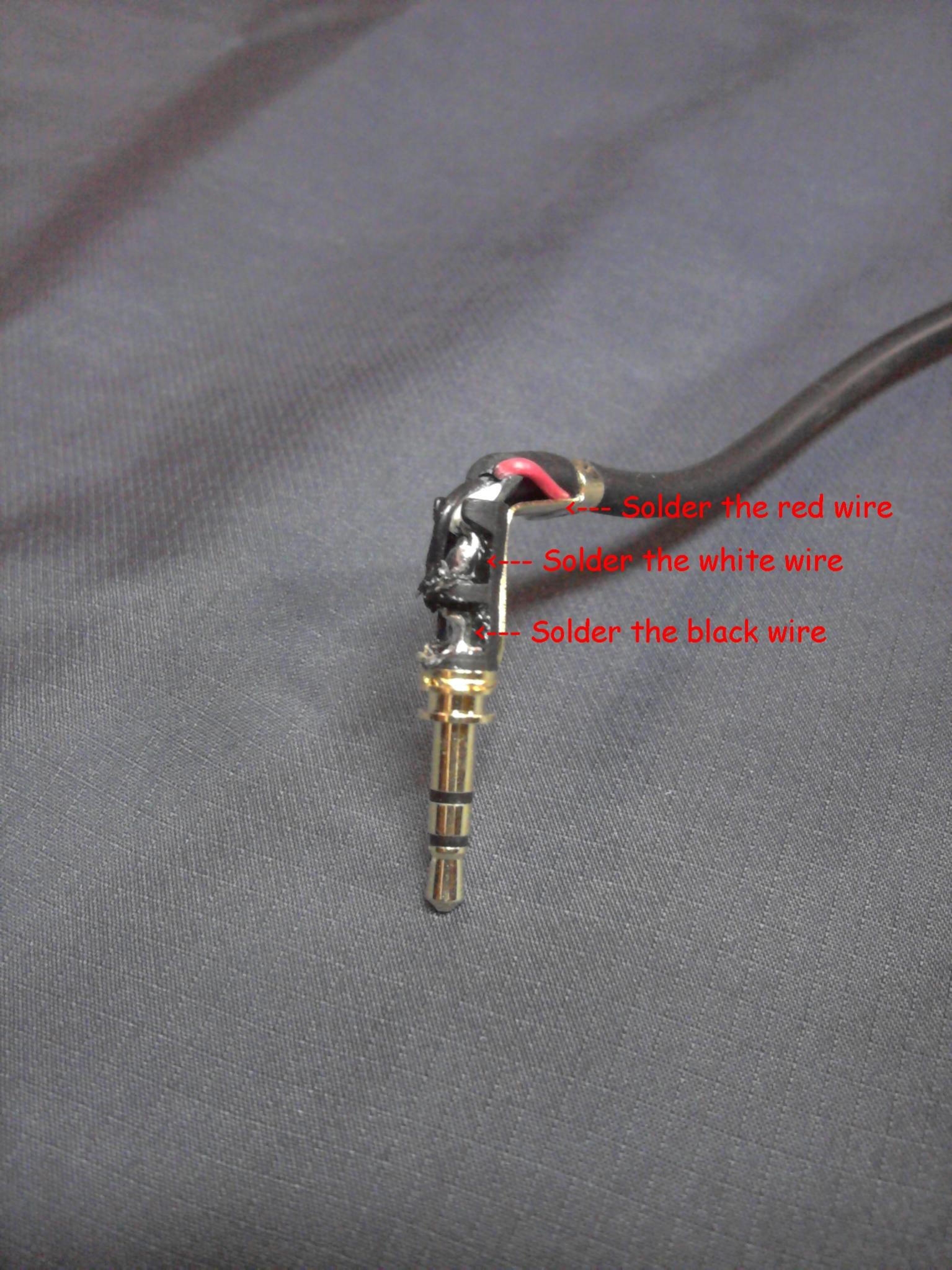 external ir receiver for hd300 sagetv community connection wiring jpg