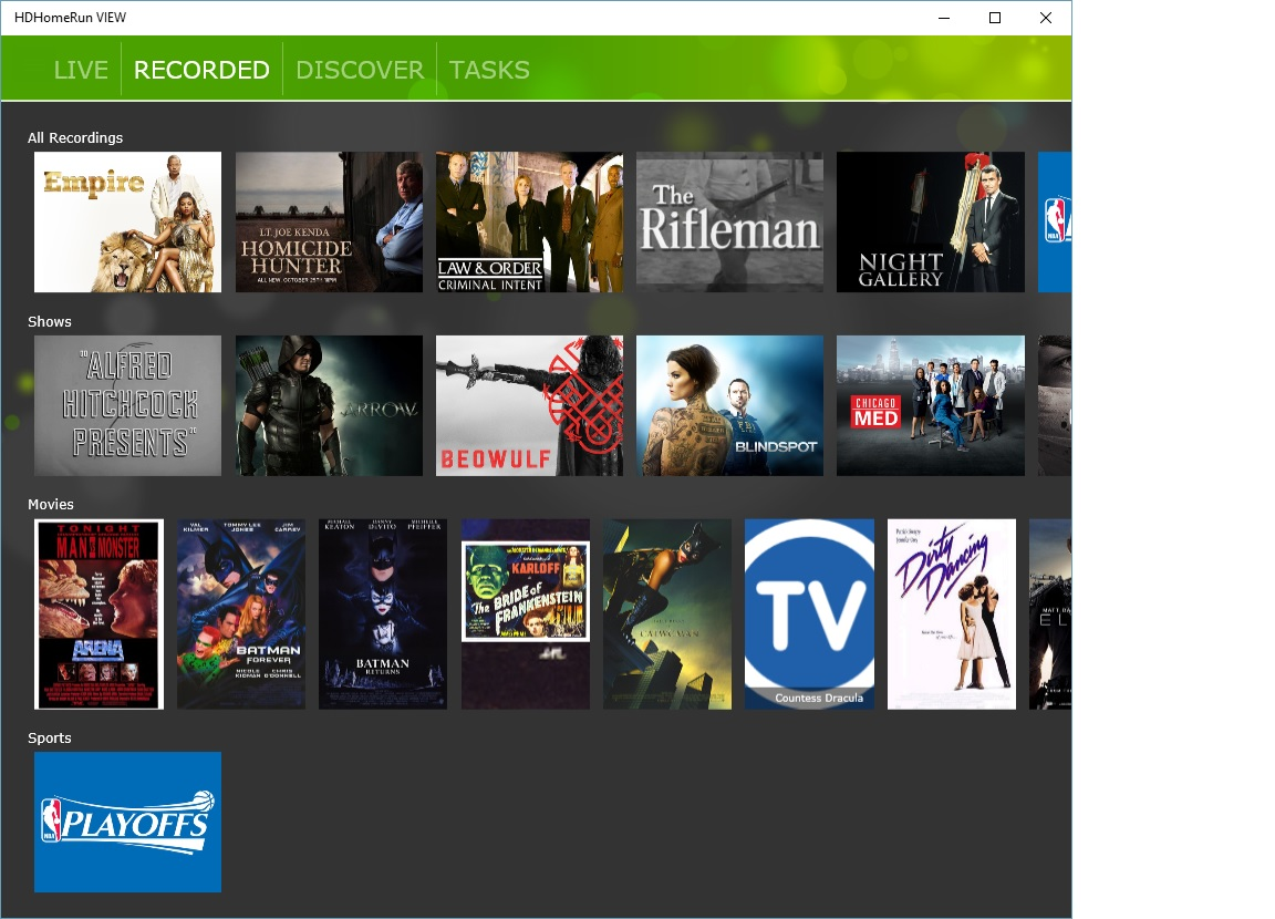 Nvidia Shield Now can record  - SageTV Community