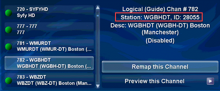 Wintv v10 application with extend